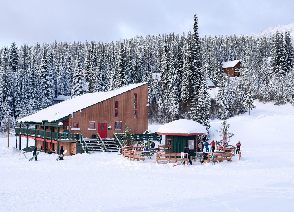 Baldy Mountain Resort Opening Month One