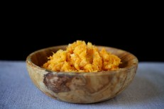 Sweet Potato and Parsnip