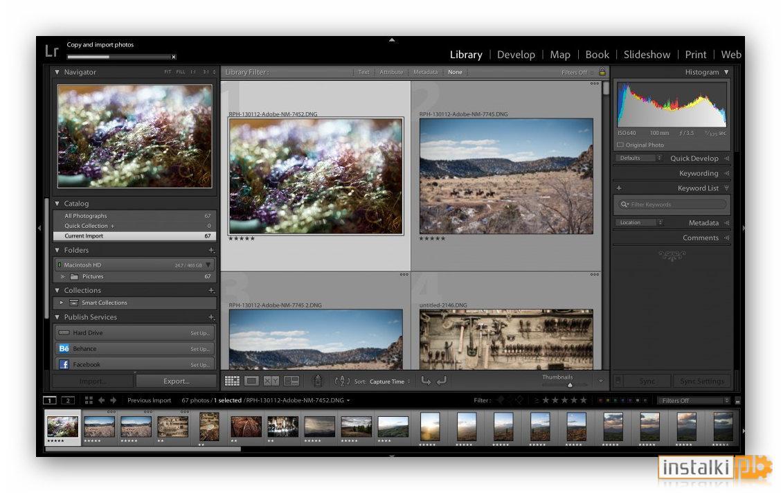 Adobe Lightroom 6 Trial Download - skibrown