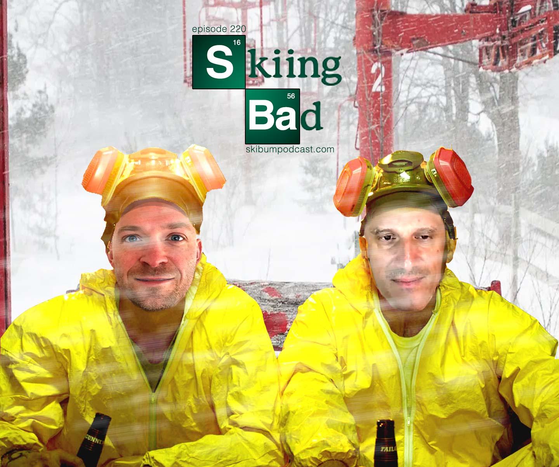 skiing bad