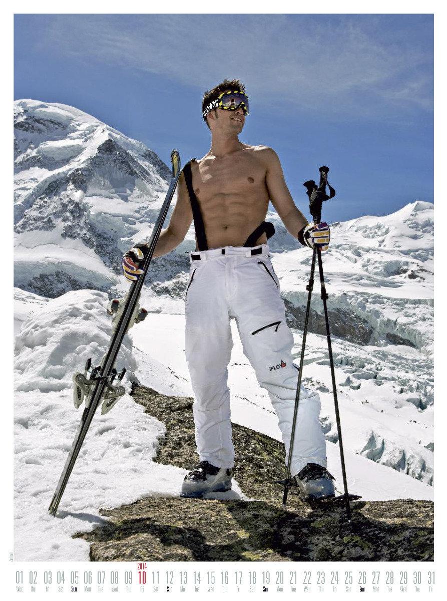 Ski instructor calendar 2014  Ski Bums