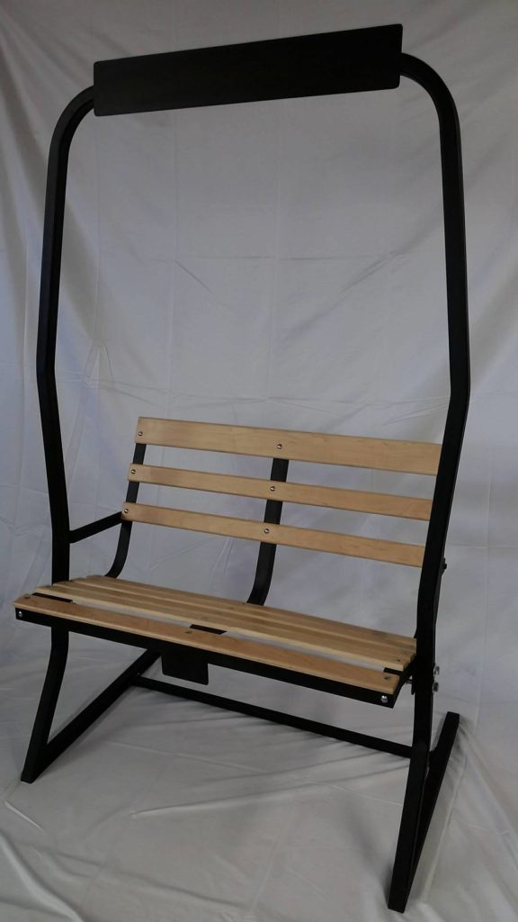 buy ski lift chair bed uk gumtree for sale custom refurbished furniture chairlift bench