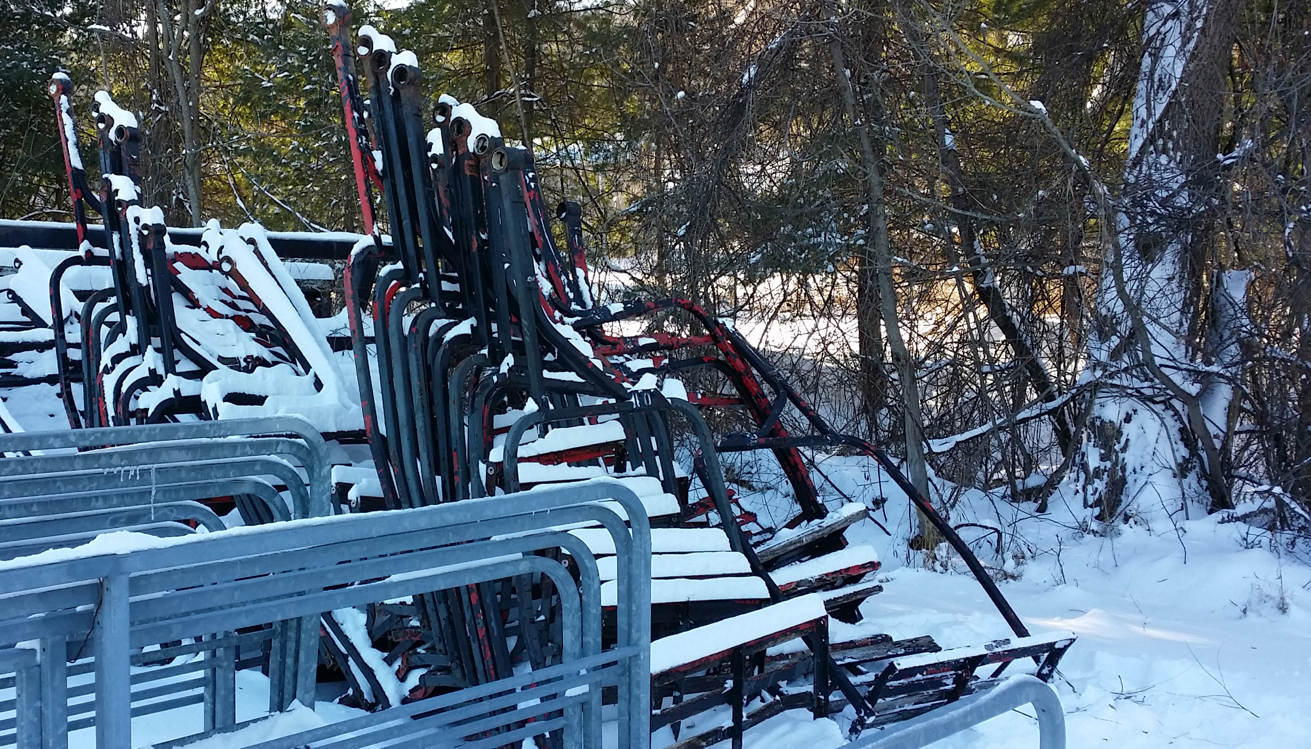 ski lift chairs for sale movie theaters with lounge chairlift swing custom hand made to order