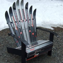 Building An Adirondack Chair Diy Cushion Covers Woodworking Plans Build With Skis Pdf