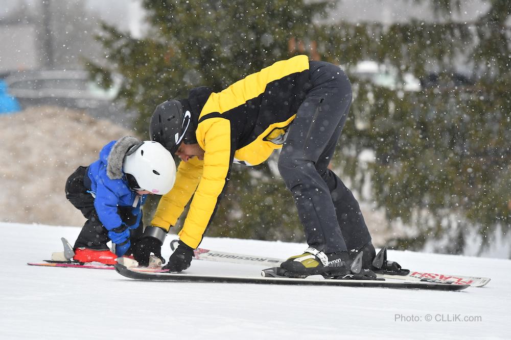 Ski Instructing