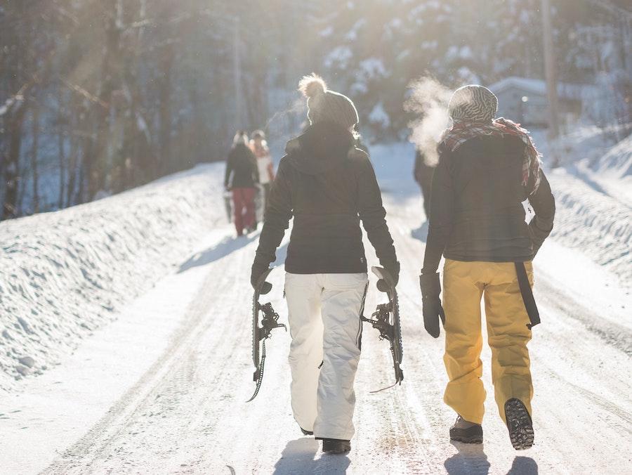 SkiChatter - Ski Homework