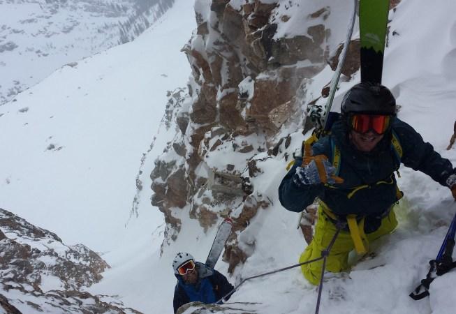 Ski Mountaineering