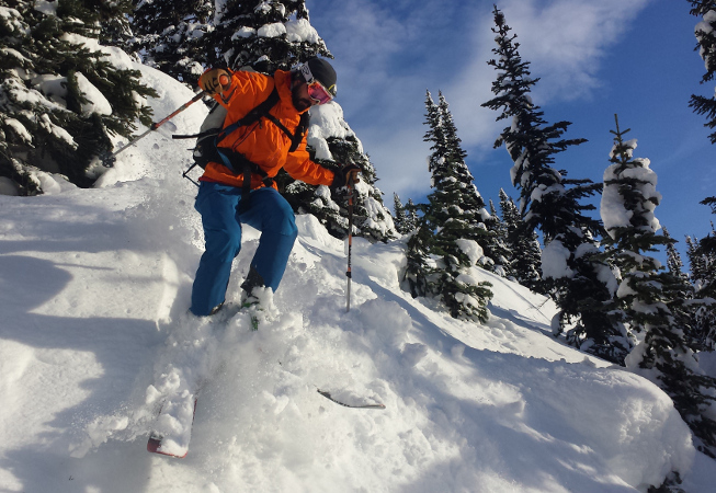 Grand Teton National Park Backcountry Ski & Splitboard