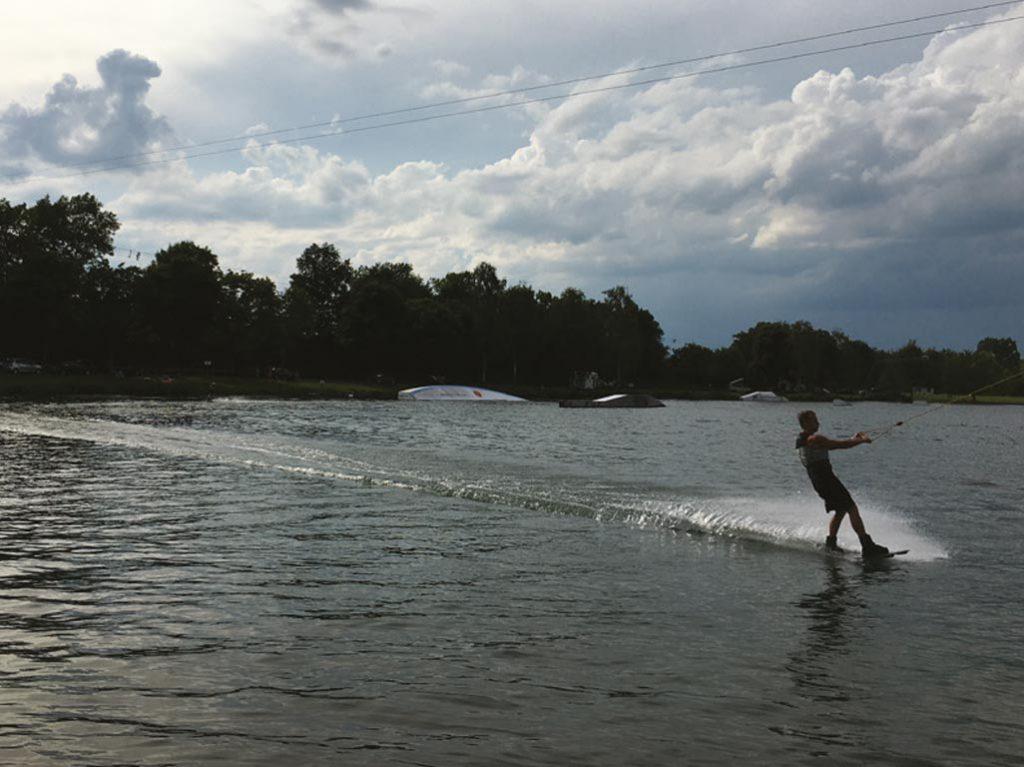 Wasserski & Wakeboarden