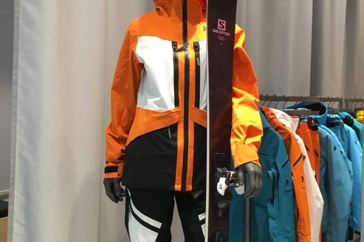 Sammelaktion neue Skianzüge