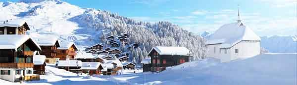 Skifreizeit Bettmeralp mit Skiclub Büren