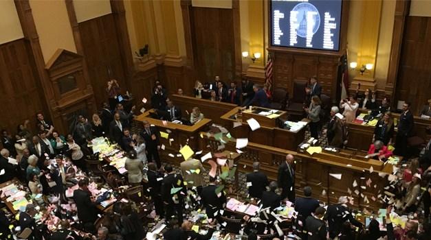 Resources for the Georgia Legislature