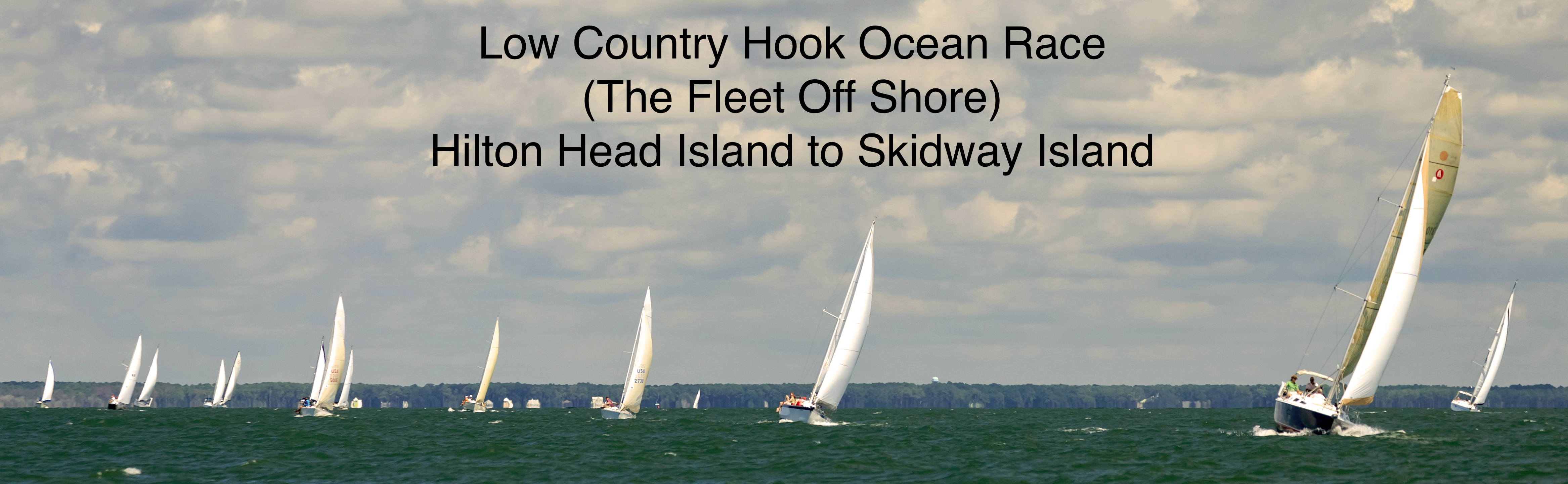HOOK OCEAN RACE 2018 Skidaway Island Boating Club SIBC