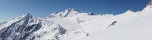Mount Brewster & Brewster Glacier
