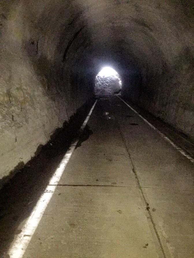 Akakura Tunnel Return