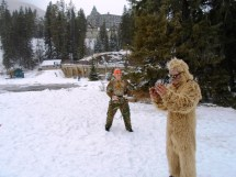 Bigfoot Spotted In Banff Skierbob.ca