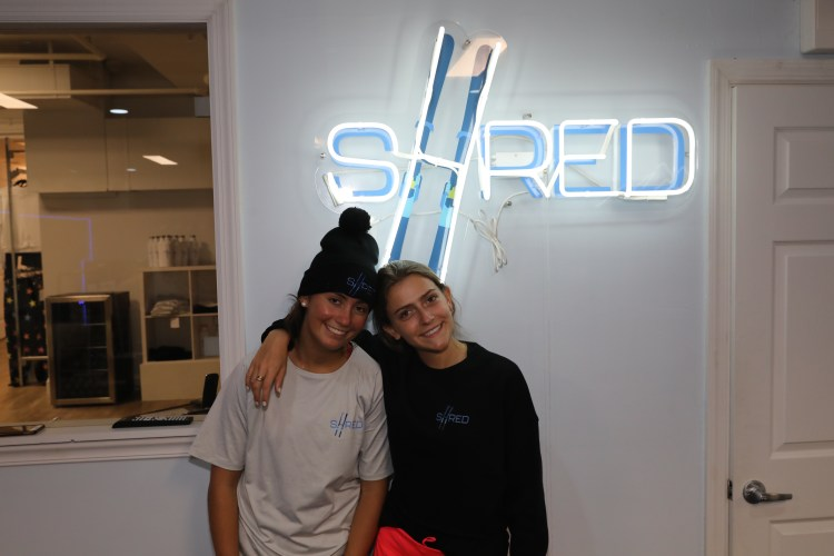 Shred Cultivates a sense of community