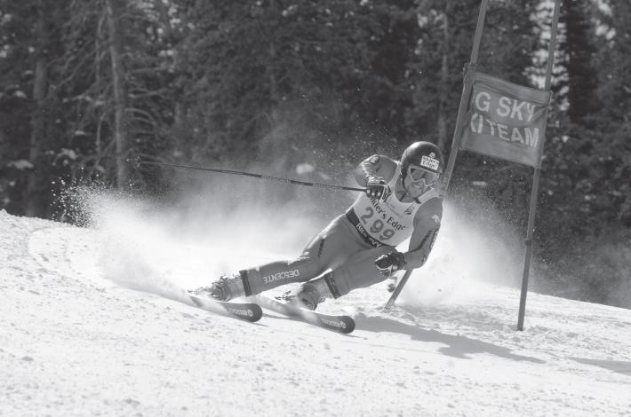 Skier's Edge Ski Racer 3