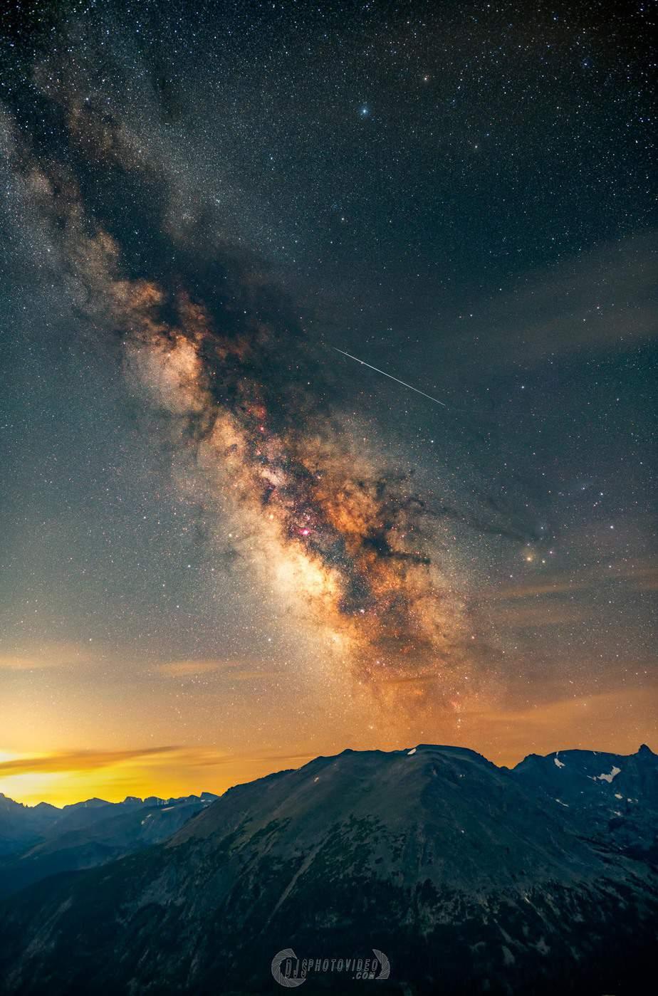 Daniel Stein Milky Way
