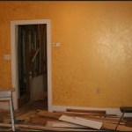 Music Room Before & After