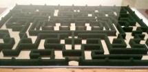 Shining Overlook Hotel Maze
