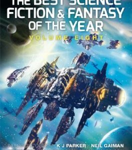 Book Review: The Best Fantasy and Science Fiction of the Year, Volume 8
