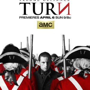 Have Online Dictionary, Will Travel:  AMC's Turn (2014)