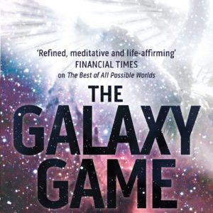 Book Review:  The Galaxy Game by Karen Lord