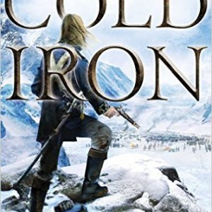 Book Review: COLD IRON by Stina Leicht