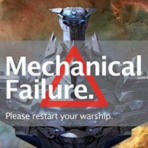 Book Review: Mechanical Failure by Joe Zieja