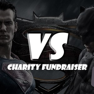 The 2017 Charity Fundraiser for Human Rights Watch:  Make Us Review Batman vs. Superman: Dawn of Justice (2016) for a Good Cause!