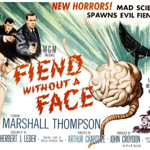 "327. Fiend Without a Face (1958) — A Torture Cinema ""Adventure"""