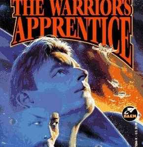 Reading Rangers #3: The Warrior's Apprentice by Lois McMaster Bujold