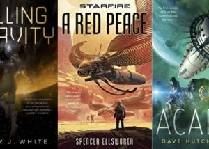 Book Review: Three Space Opera Novellas from Tor.com Publishing