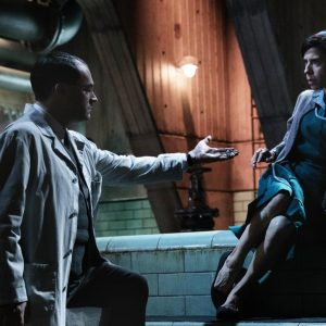 The Intersection: The Shape of Water