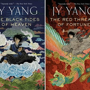 Book Review: The Black Tides of Heaven and The Red Threads of Fortune by JY Yang