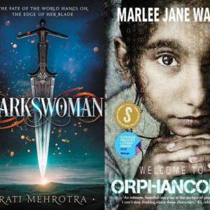 Signal Boost #34 — Rati Mehrotra (Markswoman) and Marlee Jane Ward (Orphancorp Series)