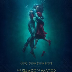 At the Movies #66:  The Shape of Water (2017) w/ Caitlyn Paxson