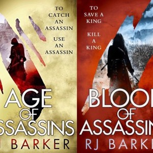 Book Review: Age of Assassins and Blood of Assassins by RJ Barker