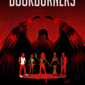 Book Review: Bookburners Season 3
