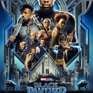 At the Movies #67: Black Panther (2018) w/ Faridah Gbadamosi, Justina Ireland, and Brandon O'Brien