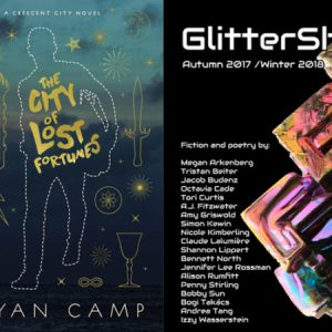 Signal Boost #37 — At ICFA — Keffy R.M. Kehrli (GlitterShip) and Bryan Camp (The City of Lost Fortunes)