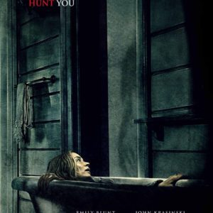 At the Movies #69 — A Quiet Place w/ Zin E. Rocklyn