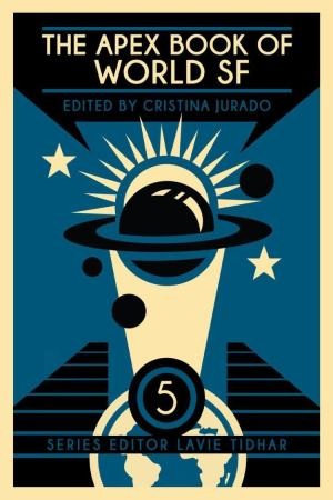 Image: Cover of The Apex Book of World SF, Volume 5