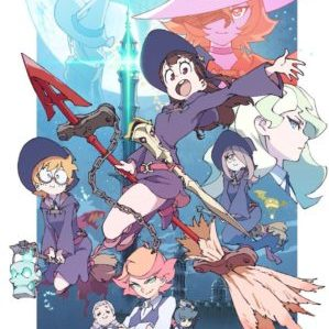 Anime Review: Little Witch Academia