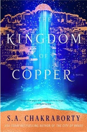 357. S.A. Chakraborty (a.k.a. The Iron Chef Daevabad) — The Kingdom of Copper (An Interview)