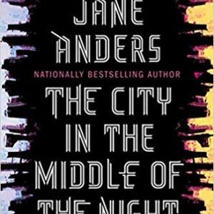 Anders The City in the Middle of the Night Cover
