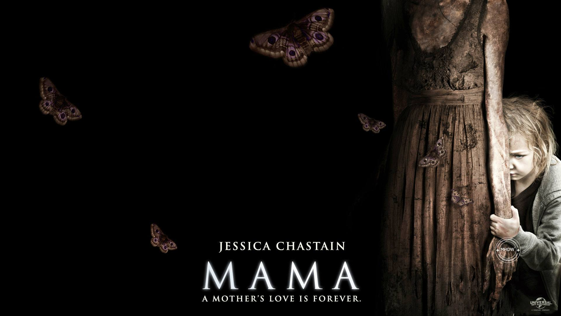 Movie Review Mama 2013 The Skiffy And Fanty Show
