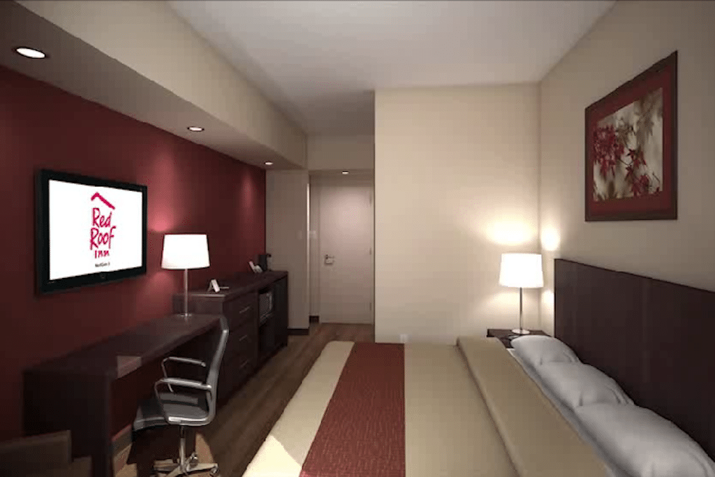 Red Roof Inn goes on a road trip to show off its NextGen room design  Skift