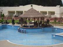 Central African Republic Rebels Check In Luxury Hotel
